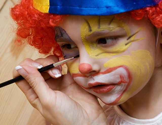 Benefícios do circo para crianças